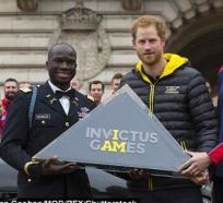 harry invictus